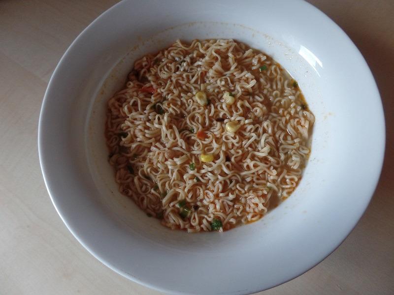 "#813: Vi Huong Potato ""Soi Khoai Tay Mi Bo Sot Cay"" (Spicy Beef Flavour Instant Noodles)"