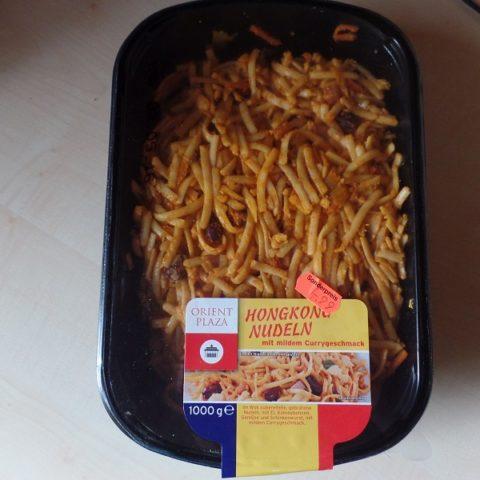 """#818: Orient Plaza """"Hongkong Nudeln mit mildem Currygeschmack"""""""