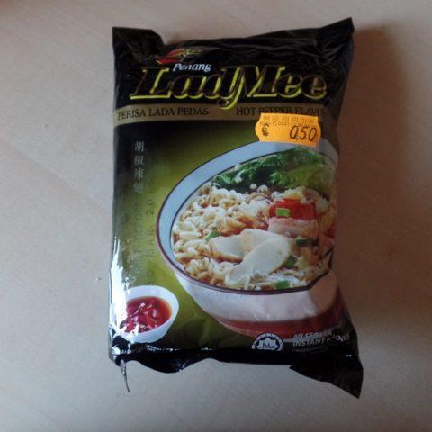 "#820: Ibumie Penang LadMee ""Perisa Lada Pedas"" (Hot Pepper Flavour)"
