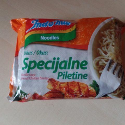 "#826: Indomie Noodles ""Specijalne Piletine"" (Special Chicken Flavour)"