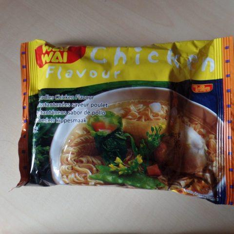 """#828: Wai Wai Instant Noodles """"Chicken Flavour"""""""
