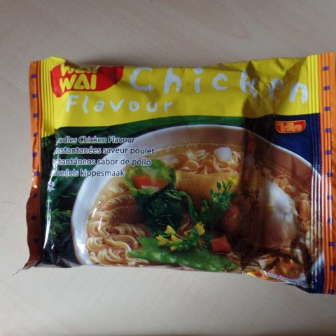 "#828: Wai Wai Instant Noodles ""Chicken Flavour"" (Update 2021)"