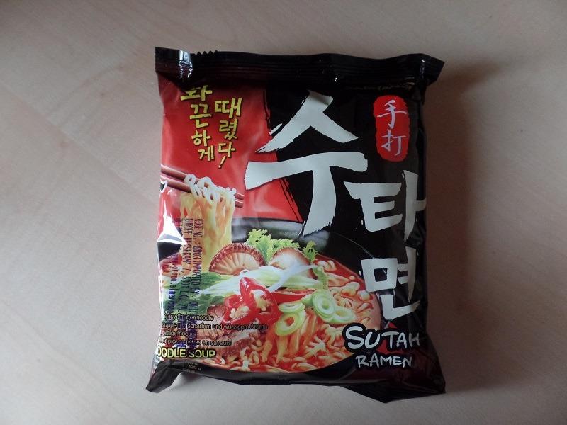 """#037: Samyang Ramen Sutah """"Hot & Spicy Beef Flavor"""""""
