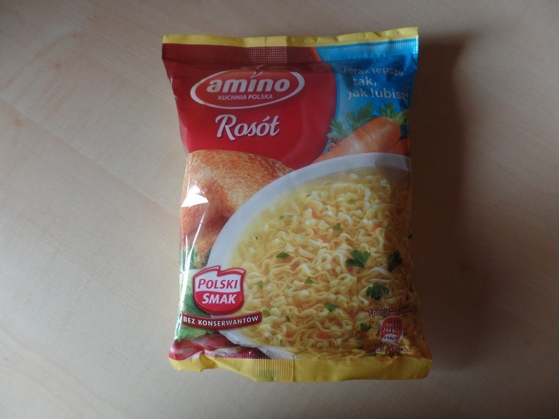 "#848: amino Kuchnia Polska ""Rosót"""