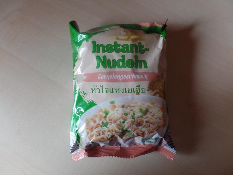 "#854: Vitasia Instant-Nudeln ""Garnelengeschmack"""