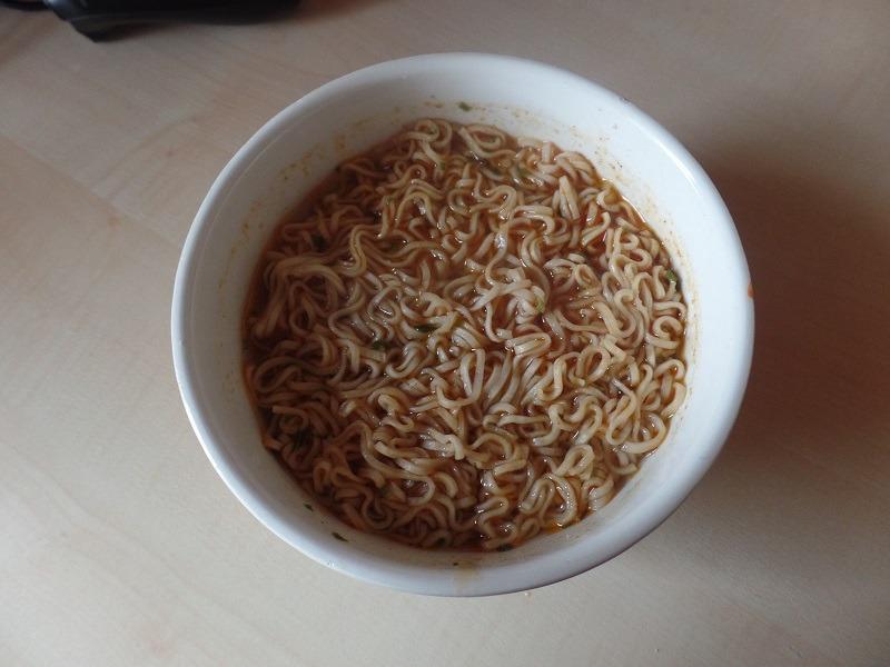 """#855: Asia Instant Nudeln """"Garnelengeschmack"""""""