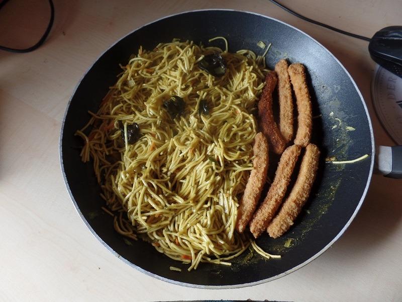 "#860: Maggi Magic Asia ""Gebratene Nudeln Thai-Curry"""