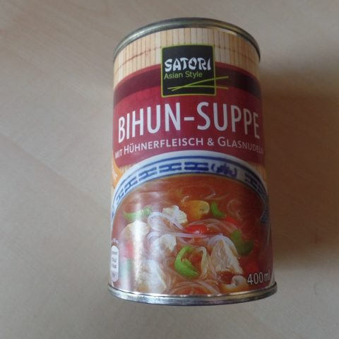"#861: Satori ""Bihun-Suppe"""