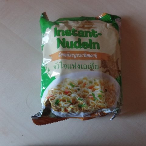 """#862: Vitasia Instant-Nudeln """"Gemüsegeschmack"""""""
