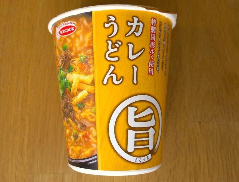 """#884: Acecook """"Maruuma Curry Udon"""""""