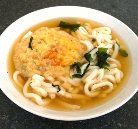 "Summer Grill-Special #889: Itsuki Shokuhin ""Nabeyaki Ebiten Udon"""