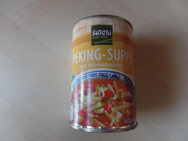 """#873: Satori """"Peking-Suppe"""""""