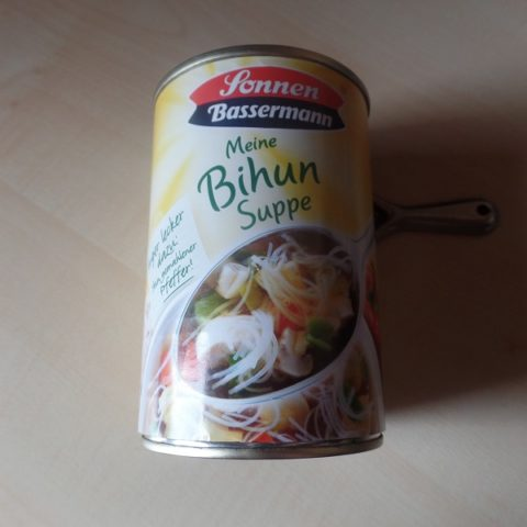 "#881: Sonnen Bassermann ""Meine Bihun Suppe"""