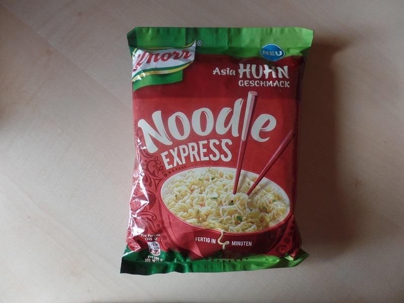 """#890: Knorr Noodle Express """"Asia Huhn Geschmack"""""""