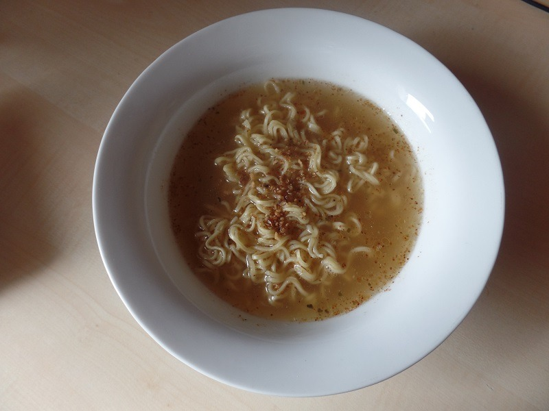 "#892: Wingsfood Mie Sedaap Supreme ""Chicken Onion Flavour Soup Noodle"""