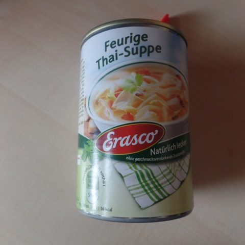 "#895: Erasco ""Feurige Thai-Suppe"""