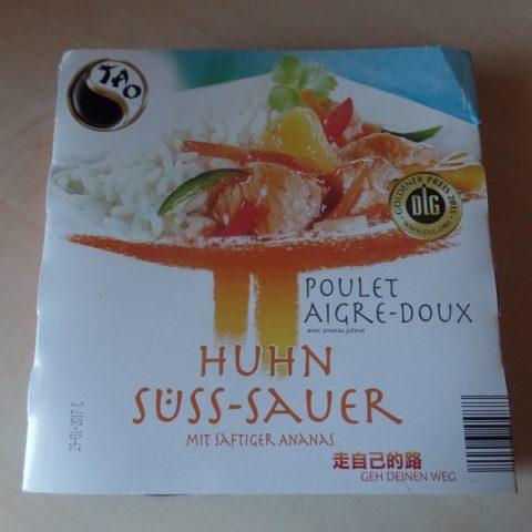 """#912: Tao """"Huhn Süß-Sauer"""""""