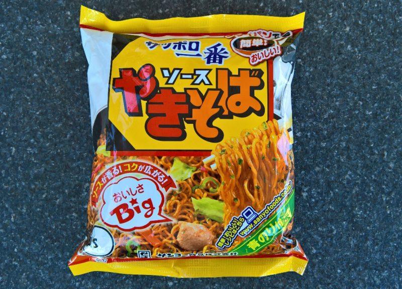 "#915: Sanyo ""Yakisoba"""