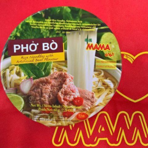 "#940: Mama ""Phở bò"""