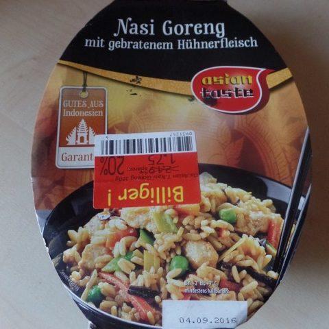 """#921: Asian Taste """"Nasi Goreng"""""""