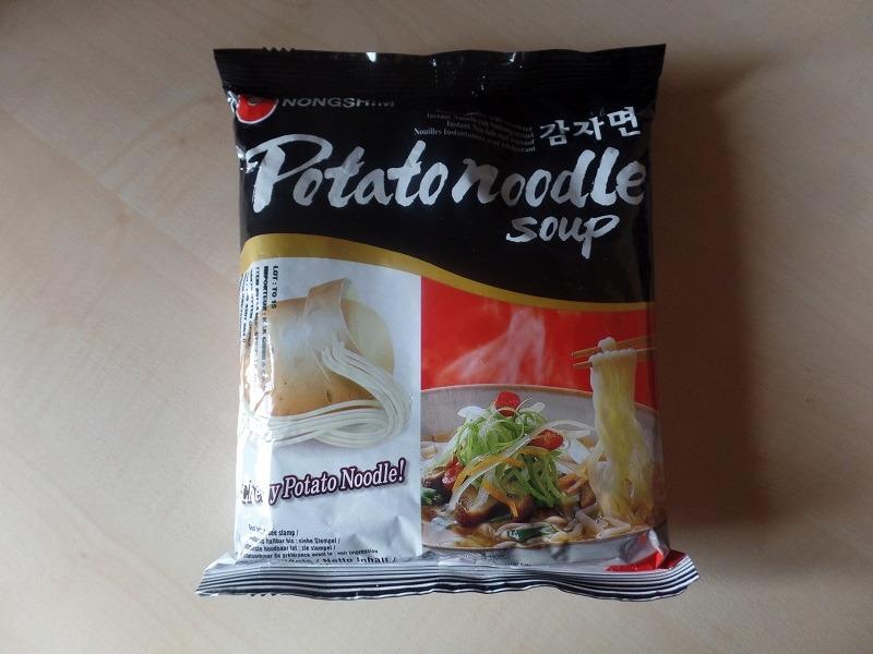 """Nongshim """"Potato Noodle Soup"""""""