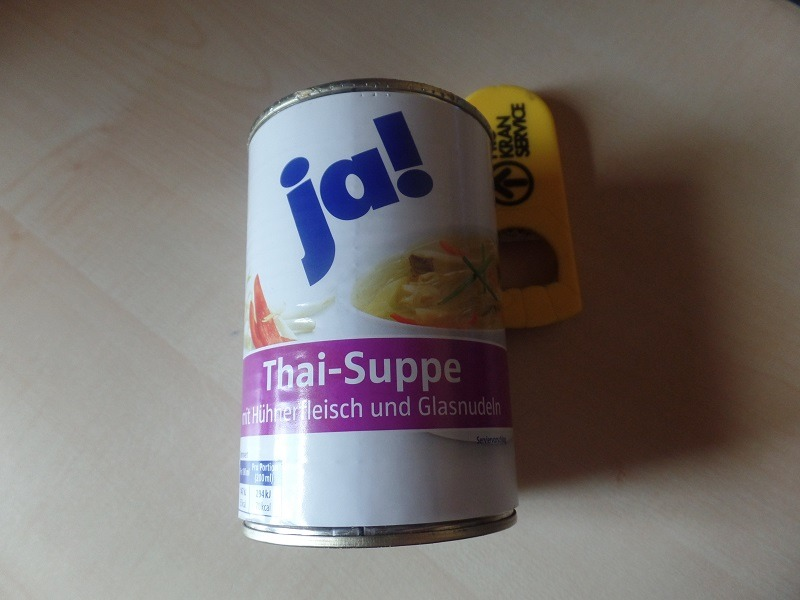 "#935: ja! ""Thai-Suppe"""