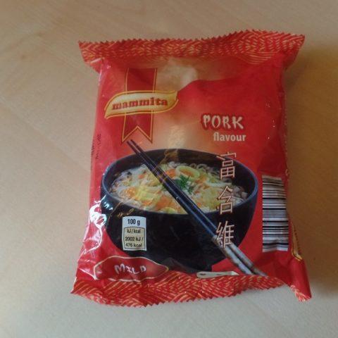"""#936: mammita """"Pork Flavour Mild"""""""