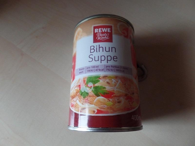 """#937: REWE Beste Wahl """"Bihun Suppe"""""""