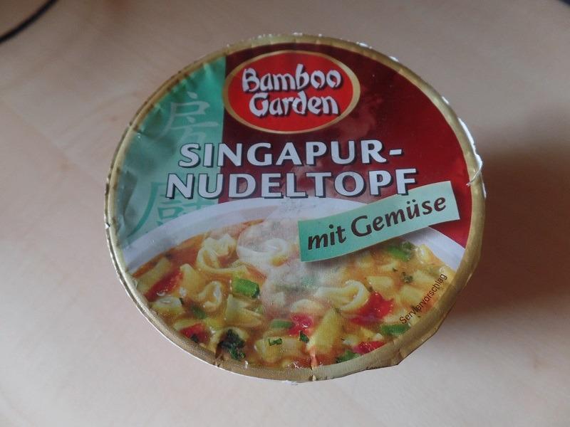 """#939: Bamboo Garden """"Singapur-Nudeltopf"""""""