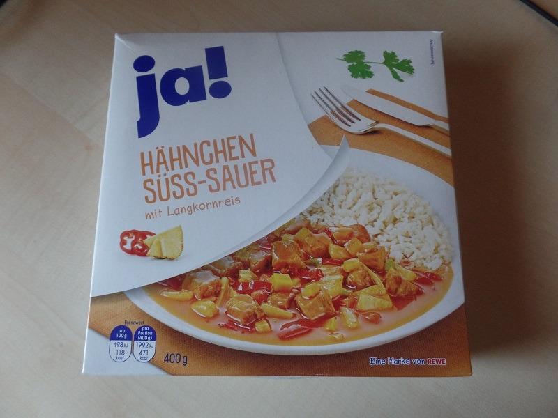 """#942: ja! """"Hähnchen Süß-Sauer"""""""