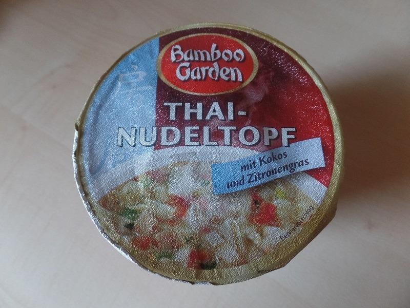 """#944: Bamboo Garden """"Thai-Nudeltopf"""""""