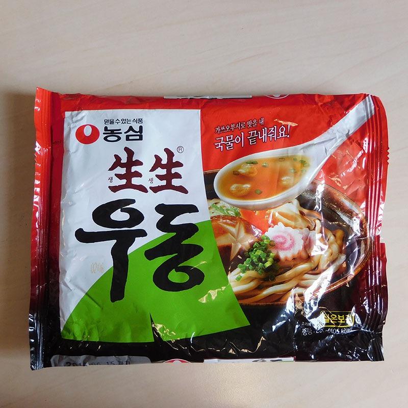 """#958: Nongshim """"Seng Seng"""" Udon Japanese Style"""