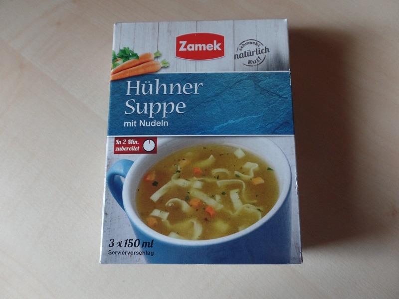 "#959: Zamek ""Hühner Suppe mit Nudeln"""