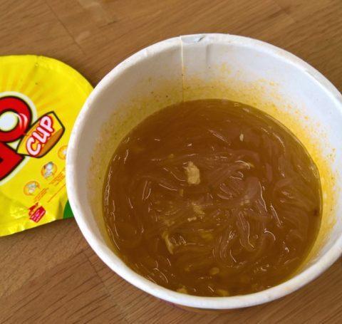 """#949: Lucky Me! """"Chicken Sotanghon (Go Cup) """""""