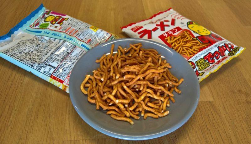 "#969: Oyatsu ""Babystar Iroiro Snack"""