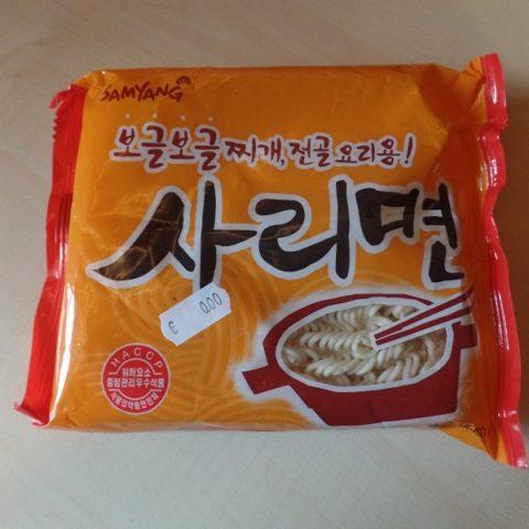 #968: Samyang Korean Noodle (Nudelblock)