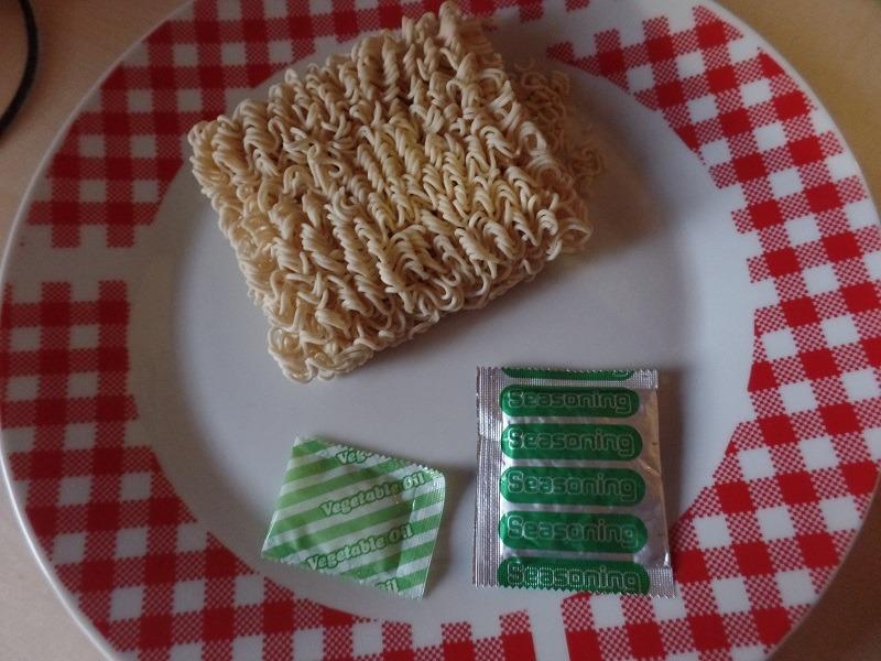 "#950: YumYum ""Masala Flavour"" Stir-Fried Nudeln"
