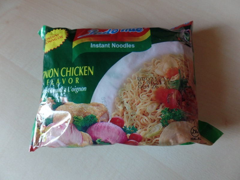 "#991: Indomie Instant Noodles ""Onion Chicken Flavor"""