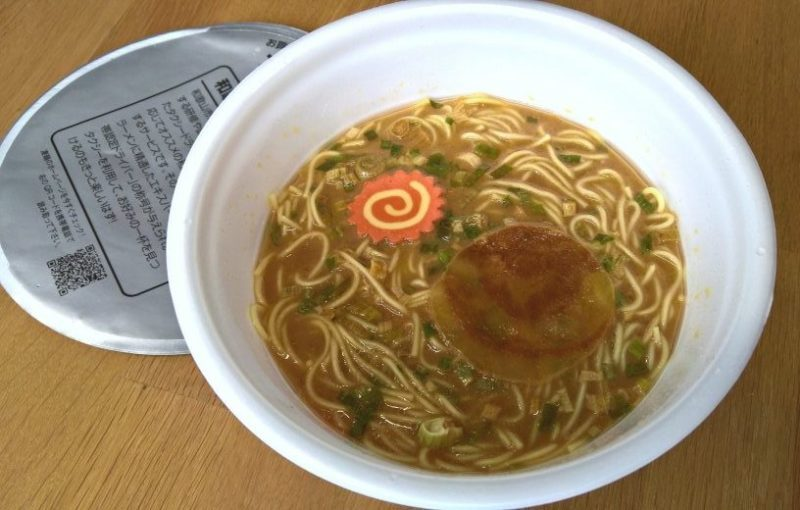 "#1040: New Touch  ""Sugomen Wakayama Chuka Soba"""
