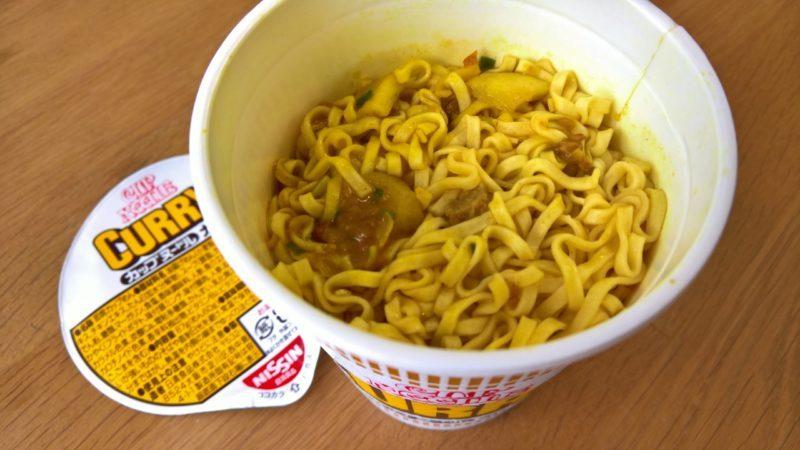 Nissin_Cup Noodle Curry_Bild 3