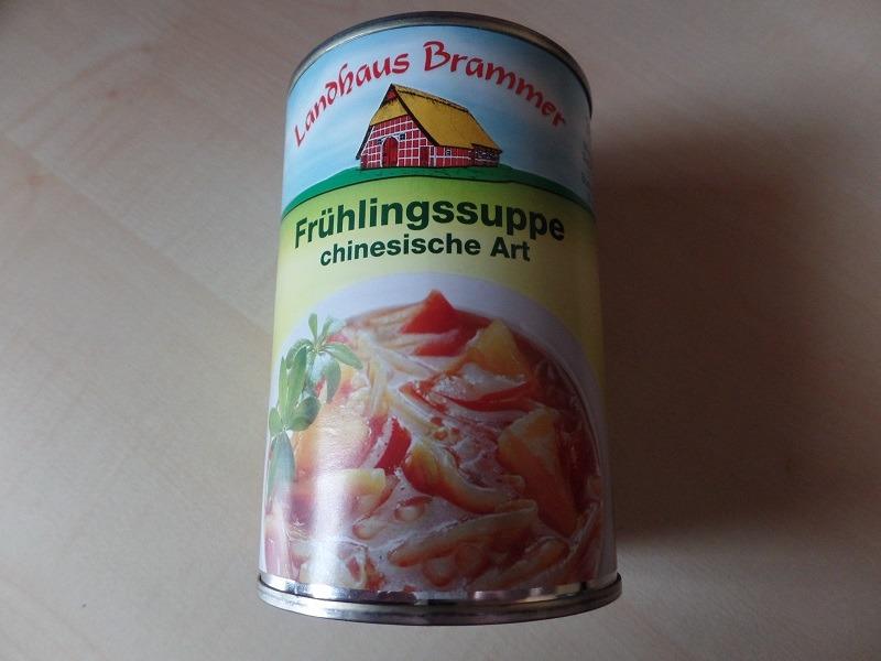 """#1015: Landhaus Brammer """"Frühlingssuppe Chinesische Art"""""""