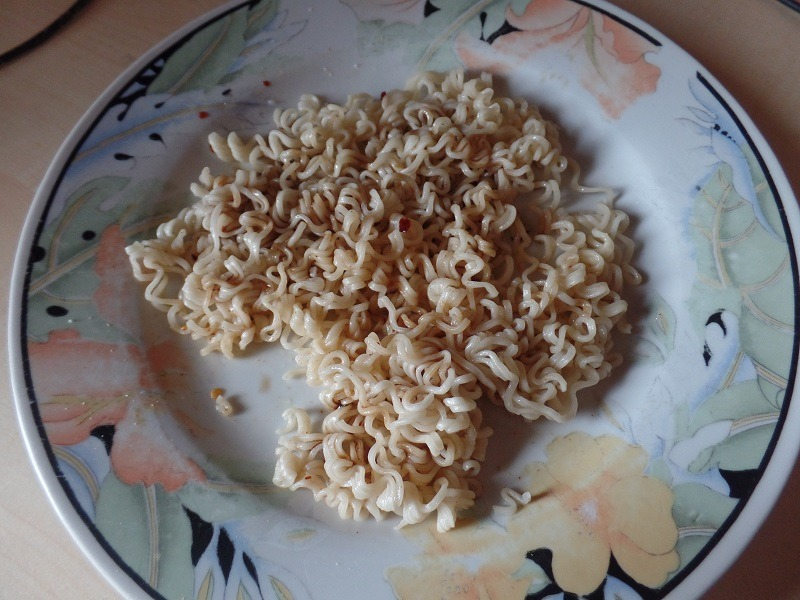 """#1023: Lucky Me! """"Instant Pancit Canton"""" Chili-Mansi Flavour"""