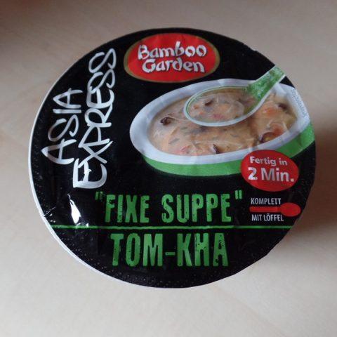 "#1024: Bamboo Garden Asia Express ""Fixe Suppe Tom-Kha"""