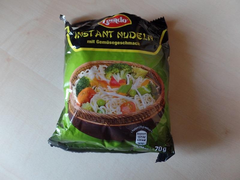 """#1031: Lorado """"Instant Nudeln mit Gemüsegeschmack"""""""