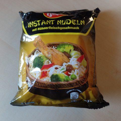 """#1032: Lorado """"Instant Nudeln mit Hühnerfleischgeschmack"""""""