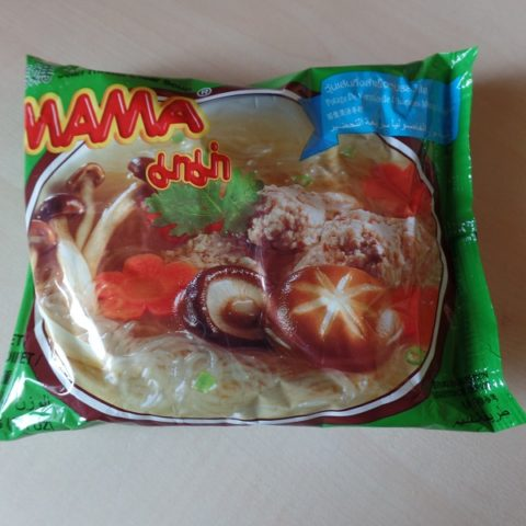 "#1033: Mama ""Instant Bean Thread Clear Soup"""