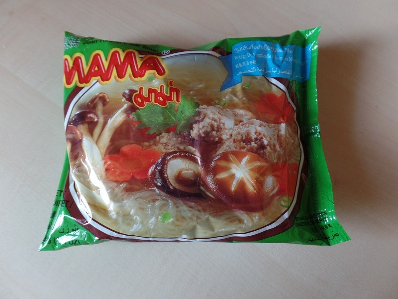 """#1033: Mama """"Instant Bean Thread Clear Soup"""""""