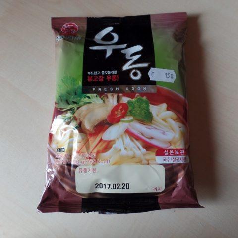 """#1036: Bon Go Jang Fresh Udon """"Original Mild Flavour"""""""