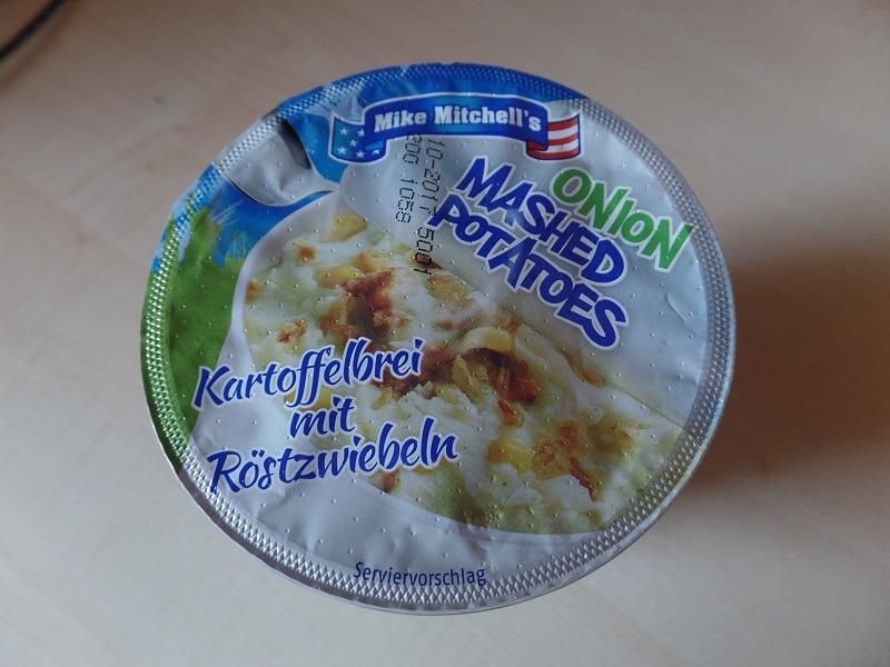 "#1038: Mike Mitchell´s ""Onion Mashed Potatoes"""