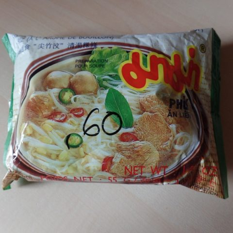 """#1045: Mama """"Oriental Style Instant Noodle"""" (Chand Clear Soup)"""